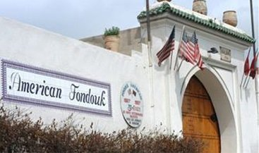 American Fondouk building